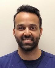 Dr. Milap Patel portrait